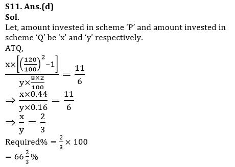 Quantitative Aptitude Quiz for IBPS 2020 Mains Exams- 28th November_180.1