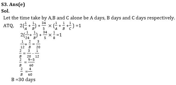 Quantitative Aptitude Quiz for IBPS 2020 Mains Exams- 28th November_100.1