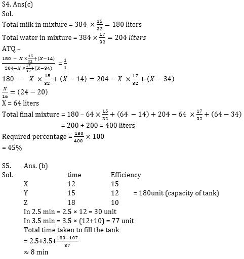 Quantitative Aptitude Quiz for IBPS 2020 Mains Exams- 30th November_70.1