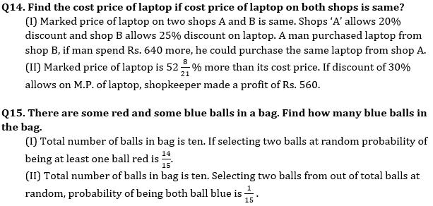 Quantitative Aptitude Quiz for IBPS 2020 Mains Exams- 4th December_70.1