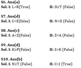 Reasoning Ability Quiz for Prelims Exams- SBI & IBPS 2020- 7th December_70.1