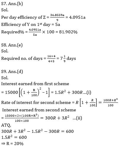 Quantitative Aptitude Quiz for IBPS 2020 Mains Exams- 11th December_140.1
