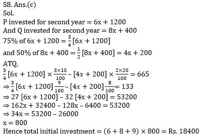 Quantitative Aptitude Quiz for IBPS 2020 Mains Exams- 12th December_120.1