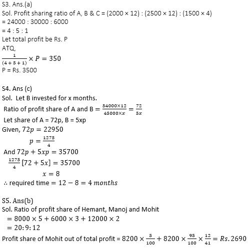 Quantitative Aptitude Quiz for Prelims Exams- SBI & IBPS 2020- 17th December_70.1
