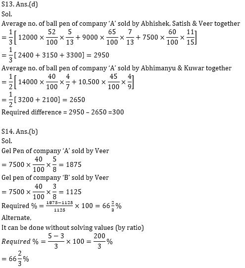 Quantitative Aptitude Quiz for IBPS 2021 Mains Exams- 1st January_150.1