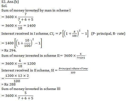 Quantitative Aptitude Quiz for Prelims Exams- SBI & IBPS 2021- 3rd January_100.1