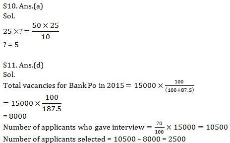 Quantitative Aptitude Quiz for Prelims Exams- SBI & IBPS 2021- 3rd January_180.1