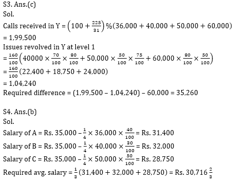Quantitative Aptitude Quiz for IBPS 2021 Mains Exams- 4th January_120.1