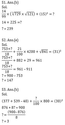 Quantitative Aptitude Quiz for Prelims Exams- SBI & IBPS 2021- 6th January_90.1
