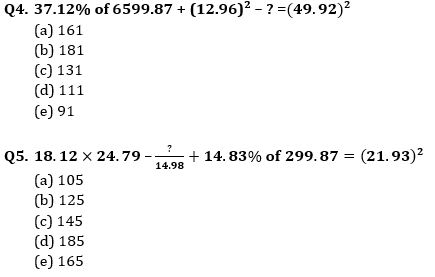 Quantitative Aptitude Quiz for Prelims Exams- SBI & IBPS 2021- 6th January_60.1