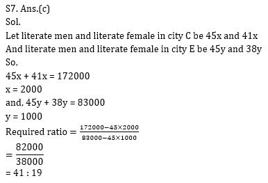 Quantitative Aptitude Quiz for IBPS 2021 Mains Exams- 6th January_170.1