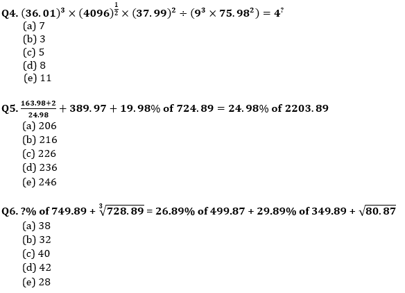 Quantitative Aptitude Quiz For Bank Mains Exams 2021- 8th January_60.1