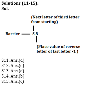 Reasoning Ability Quiz For ECGC PO 2021- 10th January_90.1