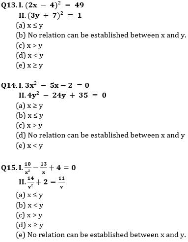Quantitative Aptitude Quiz For Bank Mains Exams 2021- 9th January_60.1