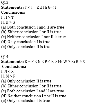 Reasoning Ability Quiz For ECGC PO 2021- 13th January_60.1