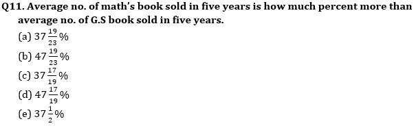 Quantitative Aptitude Quiz For Bank Mains Exams 2021- 13th January_100.1
