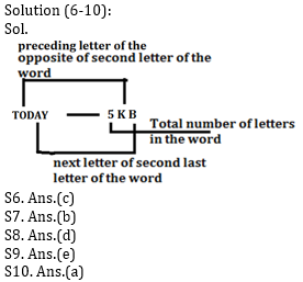 Reasoning Ability Quiz For Bank Mains Exams 2021- 13th January_60.1
