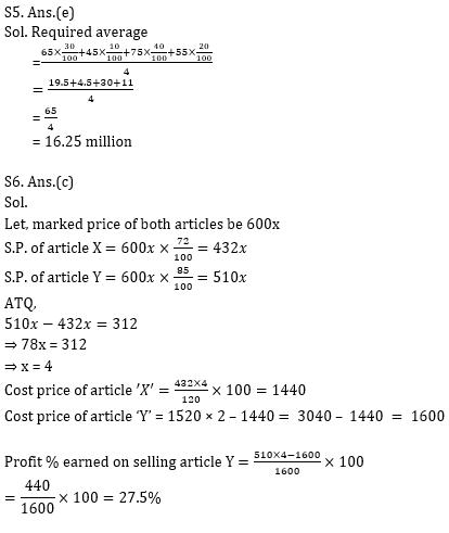 Quantitative Aptitude Quiz For Bank Mains Exams 2021- 14th January_120.1
