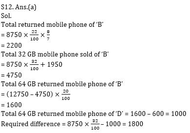 Quantitative Aptitude Quiz For Bank Mains Exams 2021- 14th January_170.1