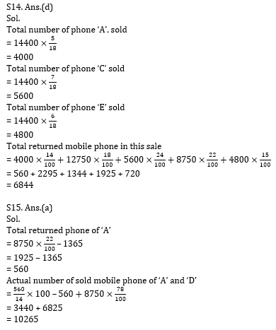 Quantitative Aptitude Quiz For Bank Mains Exams 2021- 14th January_190.1
