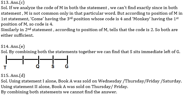 Reasoning Ability Quiz For Bank Mains Exams 2021- 14th January_70.1