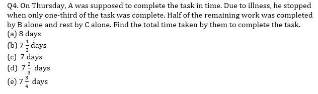 Quantitative Aptitude Quiz For Bank Mains Exams 2021- 16th January_70.1