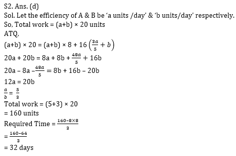 Quantitative Aptitude Quiz For Bank Mains Exams 2021- 19th January_80.1