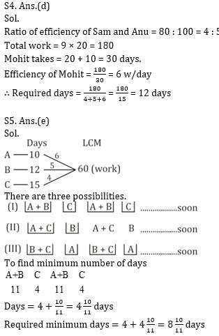 Quantitative Aptitude Quiz For Bank Mains Exams 2021- 19th January_100.1