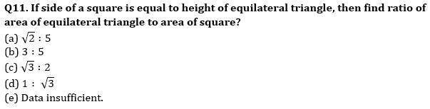 Quantitative Aptitude Quiz For ECGC PO 2021- 20th January_50.1