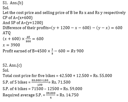 Quantitative Aptitude Quiz For Bank Mains Exams 2021- 20th January_60.1