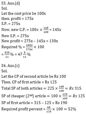 Quantitative Aptitude Quiz For Bank Mains Exams 2021- 20th January_70.1