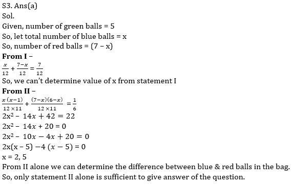 Quantitative Aptitude Quiz For Bank Mains Exams 2021- 25th January_120.1