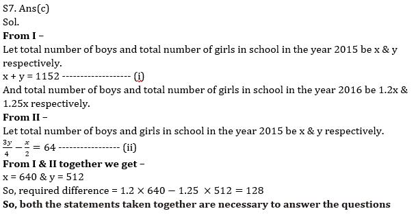 Quantitative Aptitude Quiz For Bank Mains Exams 2021- 25th January_160.1