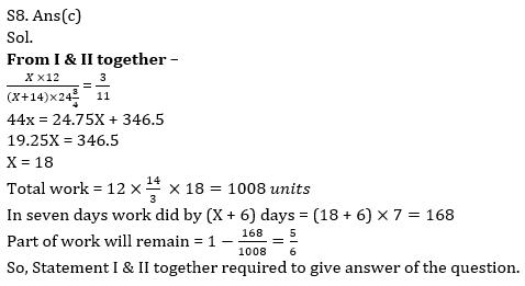 Quantitative Aptitude Quiz For Bank Mains Exams 2021- 25th January_170.1