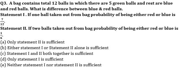 Quantitative Aptitude Quiz For Bank Mains Exams 2021- 25th January_60.1