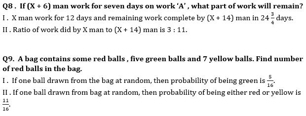 Quantitative Aptitude Quiz For Bank Mains Exams 2021- 25th January_70.1