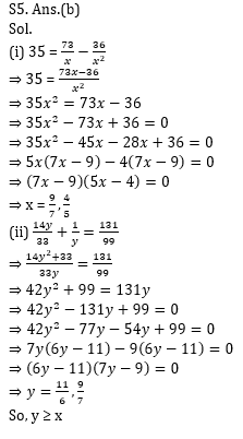 Quantitative Aptitude Quiz For Bank Mains Exams 2021- 27th January_140.1