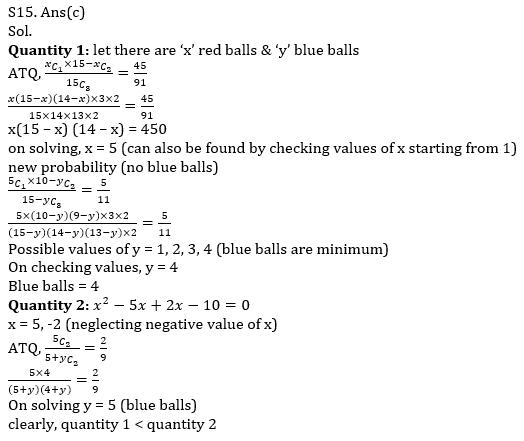 Quantitative Aptitude Quiz For Bank Mains Exams 2021- 27th January_220.1