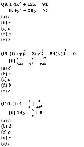 Quantitative Aptitude Quiz For Bank Mains Exams 2021- 27th January_70.1