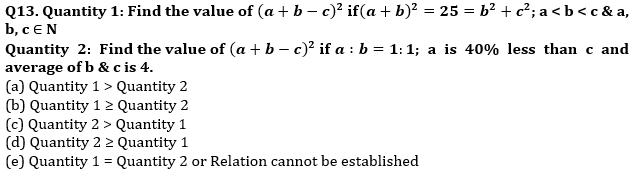 Quantitative Aptitude Quiz For Bank Mains Exams 2021- 27th January_90.1