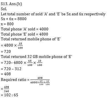 Quantitative Aptitude Quiz For Bank Mains Exams 2021- 30th January_210.1
