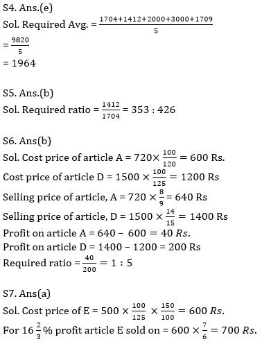 Quantitative Aptitude Quiz For Bank Mains Exams 2021- 31st January_110.1