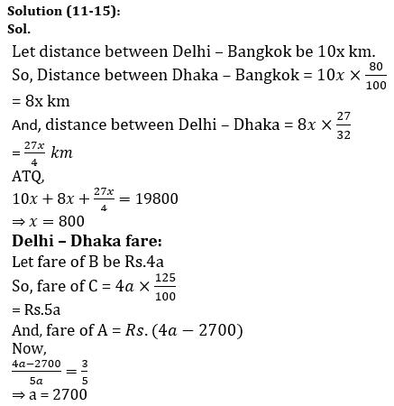 Quantitative Aptitude Quiz For Bank Mains Exams 2021- 31st January_140.1