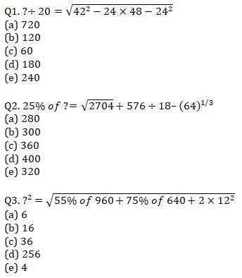 Quantitative Aptitude Quiz For IBPS RRB PO, Clerk Prelims 2021- 1st June_50.1