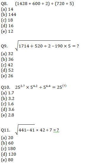 Quantitative Aptitude Quiz For IBPS RRB PO, Clerk Prelims 2021- 1st June_70.1