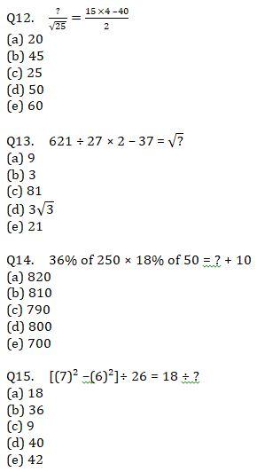 Quantitative Aptitude Quiz For IBPS RRB PO, Clerk Prelims 2021- 1st June_80.1