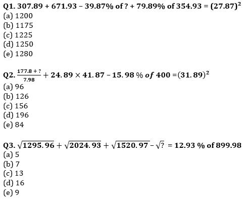 Quantitative Aptitude Quiz For IBPS RRB PO, Clerk Prelims 2021- 4th June_50.1