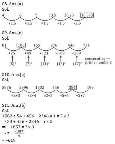 Quantitative Aptitude Quiz For IBPS RRB PO, Clerk Prelims 2021- 5th June_120.1