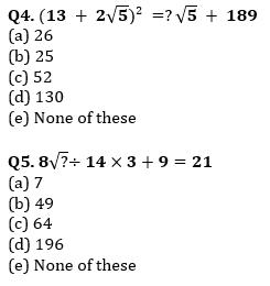 Quantitative Aptitude Quiz For SBI Clerk Prelims 2021- 5th June_60.1