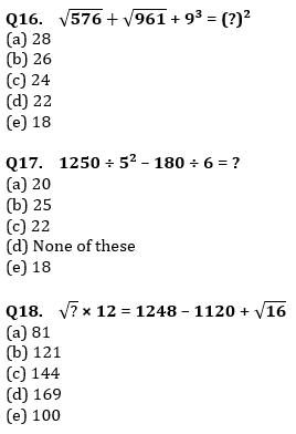 Quantitative Aptitude Quiz For IBPS RRB PO, Clerk Prelims 2021- 6th June_60.1